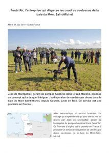 Ouest France – 22.05-2019