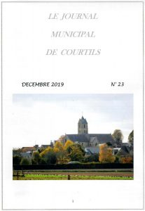 Le journal municipal de Courtils – 12.12.2019