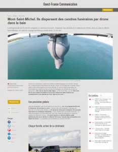 Ouest France – 02.11.2020